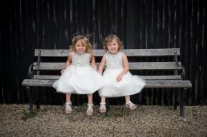 Wedding picture children