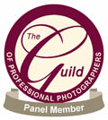 Guild of Photographers Panel Member