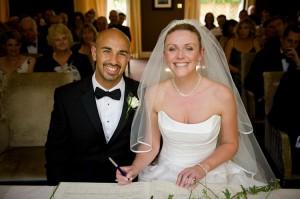Wedding Photograph Testimonial for Simon Young
