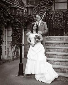 Hatton Court Wedding