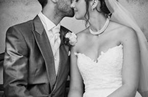 Rococo Gardens wedding photograph
