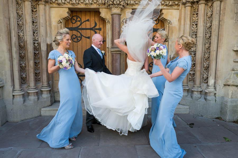 Ellenborough Park Wedding Photograph