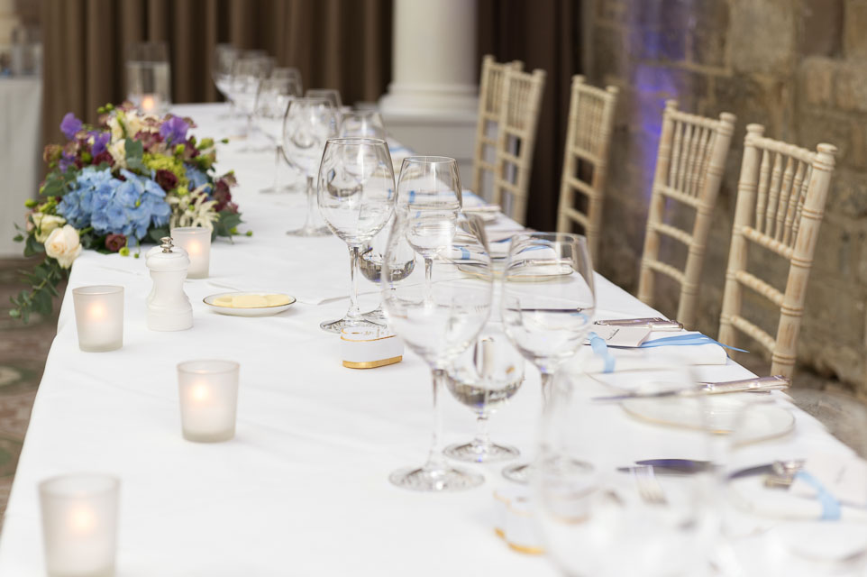 Ellenborough Park Hotel top table