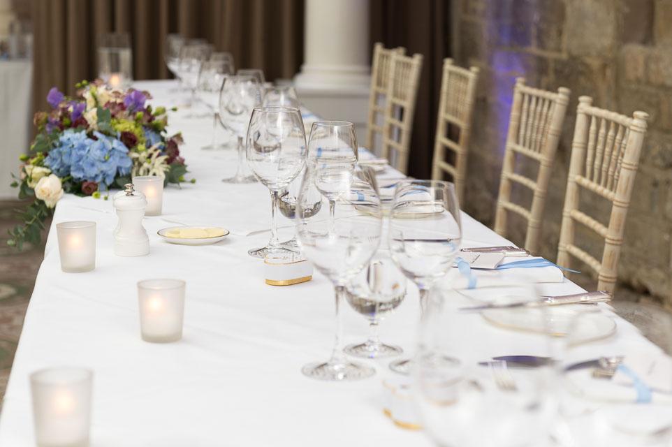 Ellenborough Park Hotel top table