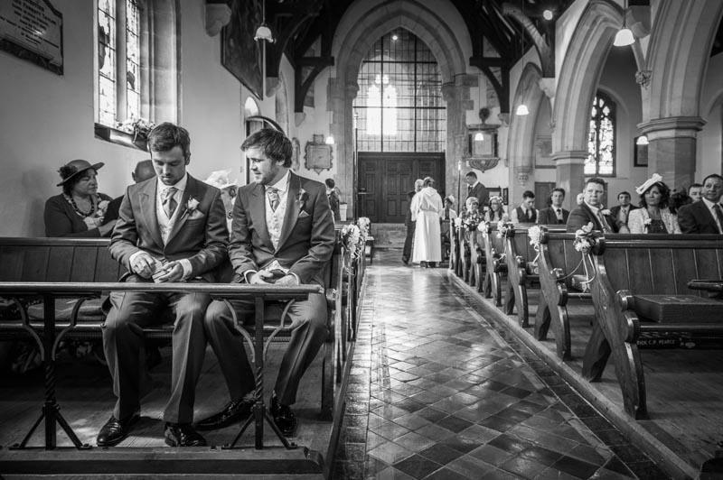Maisemore Church Wedding