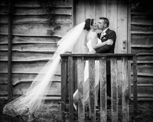 Hellens Wedding Couple